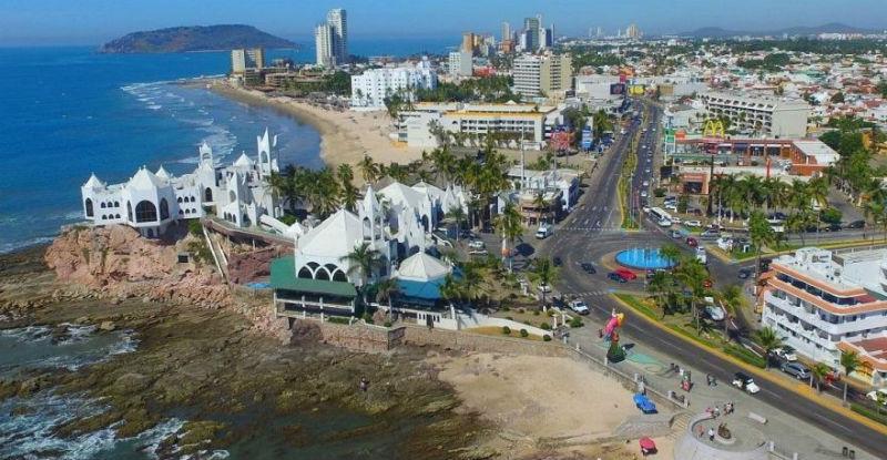 Hoteles en Mazatlan Zona Dorada