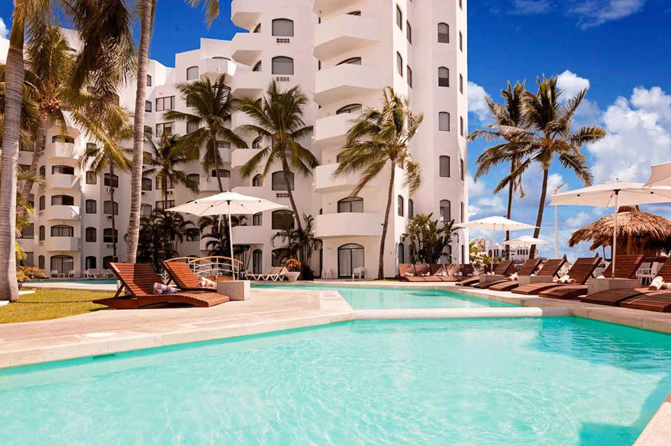 Hotel Gaviana Mazatlan Beach Resort antes Ramada Mazatlán