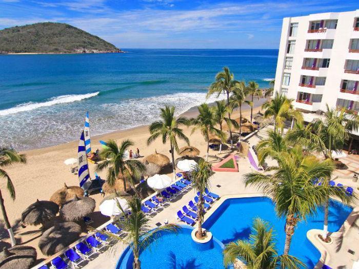 Hotel Oceano Palace Mazatlan