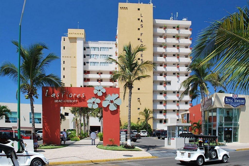 Hotel Las Flores Beach Resort Mazatlan