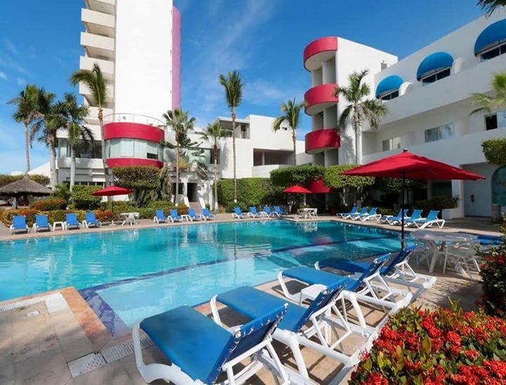 Hotel Mision Mazatlan Antes Fiesta Inn Mazatlan