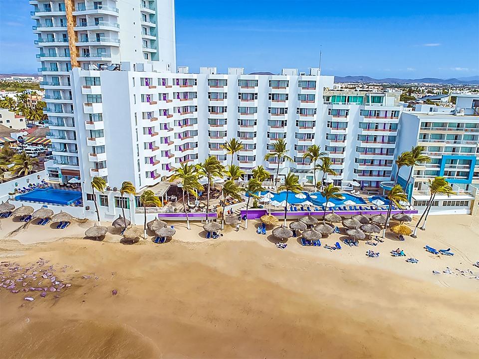 Hotel Oceano Palace Mazatlán Zona Dorada
